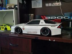 Delta Plastik 0179 ZGT28 Body 1/8 Scale GT RC car body Traxx