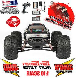 Hosim 1:10 4WD 2.4Ghz RC Monster Truck Off-road Remote Contr