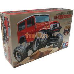 Tamiya 1:10 CR-01 Toyota Land Cruiser 40 Rock Crawler EP RC
