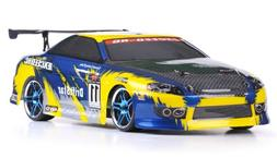 1/10 2.4Ghz Exceed RC Electric DriftStar RTR Drift Car Yello