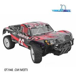 HSP 1/10 EP 4WD Off Road Rally Short Course Truck RTR Racing