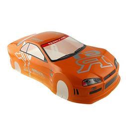 Coolplay 1/10 PVC Car Body Shell RC Racing Car Accessories N