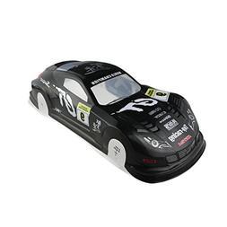 Coolplay 1/10 PVC On Road Drift Car Body Shell RC Racing Acc