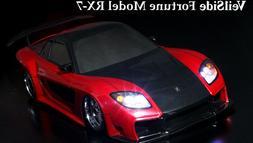 1/10 RC Car Body Shell  MAZDA RX-7 RX7 VEILSIDE FORTUNE  Dri