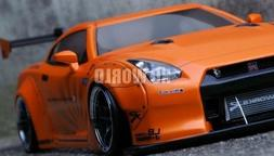 1/10 RC Car Body Shell NISSAN SKYLINE GT-R R35 LB Performanc