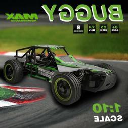 1/10 RC Car High Speed  Buggy MAX  2.4G Radio Control RTR Fa