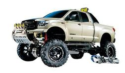 TAMIYA 1/10 RC Car Series No.415 TOYOTA TUNDRA High-Lift Kit