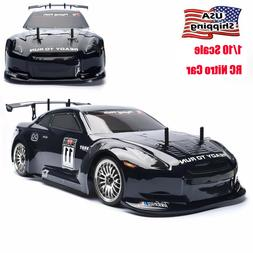 HSP 1/10 Scale 4WD Rc Drift Car Racing Nitro Gas Power On-Ro
