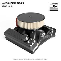 Make It RC 1/10 Scale DV1 V8 Engine Cover For Scale RC Car &
