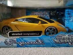 MAISTO 1:10 Scale Lamborghini Gallardo Radio Control RC Yell