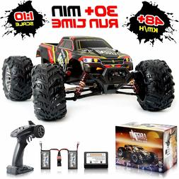 1:10 Scale Large RC Cars 48km/h+ Speed | Boys Remote Control