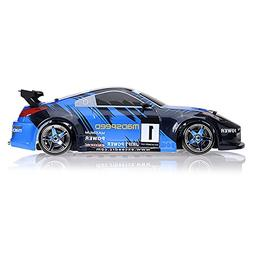 1/10 Scale Exceed RC MadSpeed Electric Powered Drift Car 350
