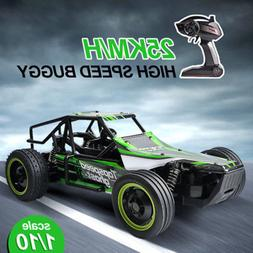 1/10 Scale Monster Truck RC Buggy Cars Off Road Remote Contr