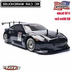 HSP RC Racing Car 4WD 1/10 High Speed Nitro Gas Power Drift