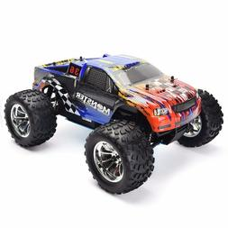HSP 1/10 Scale Rc Car Monster Truck 4wd Off Road Nitro Gas P