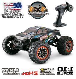 Hosim 1:10 Scale RC Monster Truck Car 4WD 2.4Ghz Off-road Re