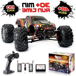 1:10 Scale Large Remote Control Car 48km/h+ Speed | Boys 4x4