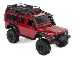 Traxxas 1/10 Scale TRX-4 Scale and Trail Crawler with 2.4GHz