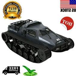 1/12 2.4G RC Tank Car Truck Drift-Car High Speed Proportiona