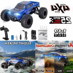 Distianert 1:12 4W 2.4Ghz Rock Crawler Electric RC Car Off-R