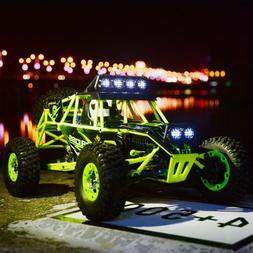 1/12 4WD Drive WLTOYS 12428 2.4G 1:12 Crawler RC Climbing Ca