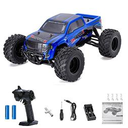 Distianert 1/12 4WD Electric RC Car Monster Truck RTR with 2