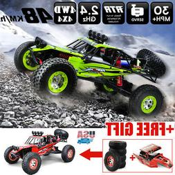 1/12 4WD RC Car Monster Truck OFF-ROAD Crawler RTR Extreme F