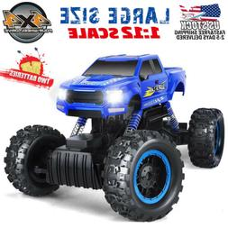 1:12 2.4G RC Rock Climbing Car Off-Road Crawler Remote Contr