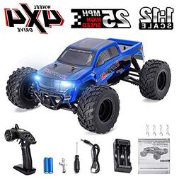 Distianert 1:12 Scale 4WD RTR Rock Crawler Electric RC Car w