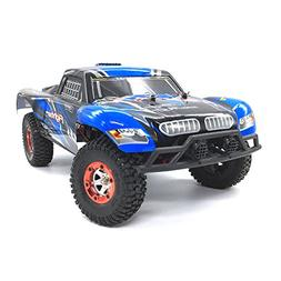 KELIWOW 1/12 Scale Off-road Electric RC Car 2.4Ghz 4WD High