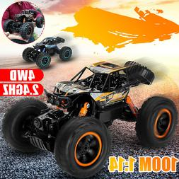 1:14 4WD Remote Control Car Terrain Off Road Vehicle Monster