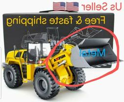 HUINA 1583 2.4G Electric RC Model Bulldozer Engineering Exca