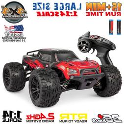 1/14 RC Monster Truck 4WD 2.4Ghz High Speed Off-road RTR RC