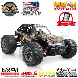 Hosim 1:16 2.4G 4WD RC Car Remote Control Electric Monster T