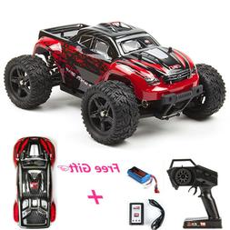 REMO 1:16 2.4Ghz 4WD High Speed RC Off-Road Monster Truck Re