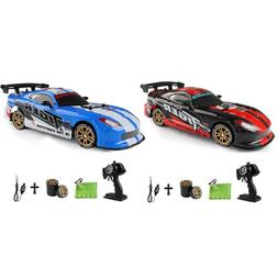 1:16 4WD RC Car Double Battery High Speed Racing Drift Car V