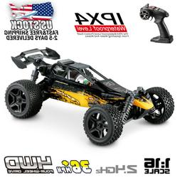 Hosim 1:16  4WD Remote Control RC Truck High Speed Racing Ve