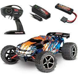 Traxxas 1/16 E-Revo Brushed 2.4GHz Vehicle, Colors May Vary