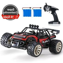 1:16 Fast Buggy Car RC Crawler Cars 2.4Ghz Off-Road Vehicle