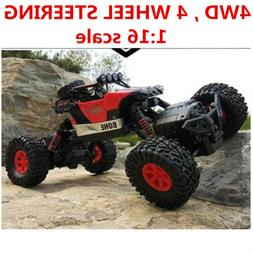 1:16 Large Scale Remote Control Car 4x4 Off Road Monster Tru