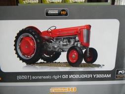1/16 Massey Ferguson 50 1959 High Clearance Toy Tractor