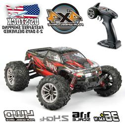 Hosim 1:16 RC Car 4WD 36km/h High Speed Remote Control Monst