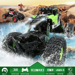1/16 RC CAR Monster Truck Vehicle 2.4G 4WD Shaft Drive RC Of