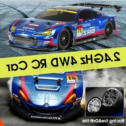 1:16 RC Cars High Speed 2.4GHz Drift Car Kids Eletric Truck