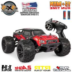 Hosim 1/16 RC Monster Truck 4WD 2.4Ghz High Speed Off-road R