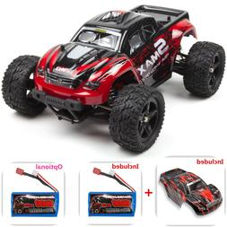 REMO 1/16 RC Monster Truck 4WD Off-Road 2.4Ghz Bushed Remote