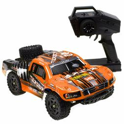 REMO 1/16 RC Truck 4WD High Speed Off-road Car 2.4Ghz Short
