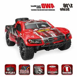 REMO 1/16 RC Truck 4WD High Speed Off-road 2.4Ghz RC Car Sho