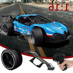1:16 Remote Control Car RC Drift Car Fast High Speed Toy Sho
