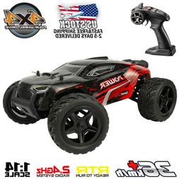 Hosim 1:16 Scale 4WD RC Car Remote Control Monster Truck Hig
